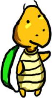 Koopa Troopa by greasedlytning