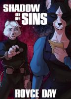 Shadow of her Sins - Bookcover by Wazaga