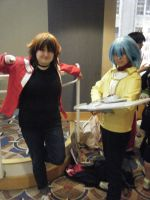 Liberty city anime con Jaiden and Cyrus by gamemaster8910
