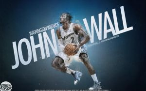 John Wall Wallpaper by IshaanMishra