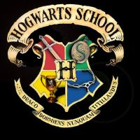 hogwarts crest unique by thedemonknight