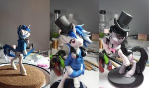 RetroPost: Or Just One Hat by dustysculptures
