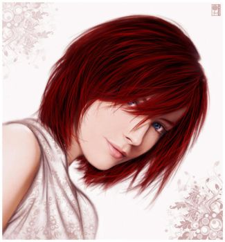 I call her red by sbel02