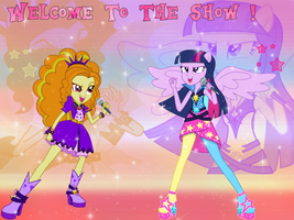 Welcome to the Show by NatouMJSonic