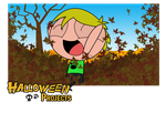 Halloween projects 2015 Leaf pile by MotoNeko