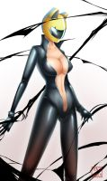 DRRR - Celty by x-Nekopunch-x