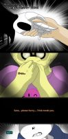 Undertale New world (page 64) by joselyn565