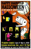 Happy Halloween gallery show by javierhernandez
