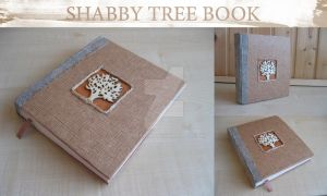 Shabby Tree Book by Redilion