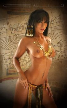 Cleopatra by GWBurns