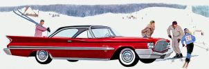 After the age of chrome and fins: 1960 Chrysler by Peterhoff3