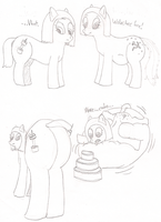 Ponified Panzerschreck and Laya by PanzerschreckLeopard