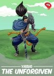 LOL Yasuo (movie poster contest) by Darkheal