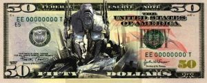 Optimus Prime Currency by Lady-Elita-One