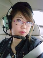 Flew on Cessna for the first time :3 by xMeisianx