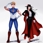 Sailor Moon Tuxedo Mask by IsaiahStephens