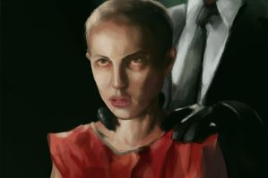 Photo Study 20 - V for Vendetta by Zeon1309
