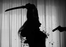 WHEN A WOMAN WITH A KATANA... by DANCE-OR-DIE