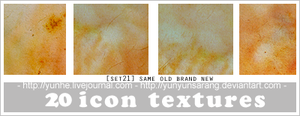20 icon textures - same old by yunyunsarang