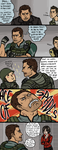RE6: The Chris by sparkyHERO