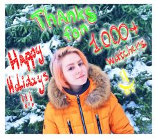 Thank you and Happy Holidays! by Meljona