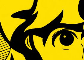 Yellow Fujiko. by SolidLord