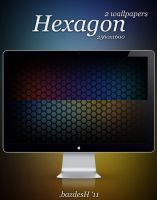 Hexagon by bazdesh