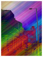 No 1 Poultry Technicolor by hamsher