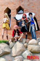 Fairy Tail Guild by tajfu