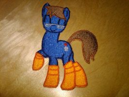 Brownie Hooves MLP OC by EthePony