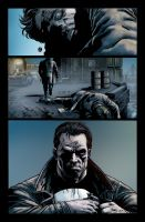 Punisher Max Page by LiamShalloo