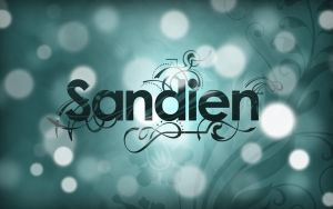 My own wallpaper by Sandien