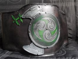 Commission : Large Belt (work in progress) by Deakath