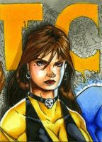 Silk Spectre PSC Watchmen 3of6 by RichardCox