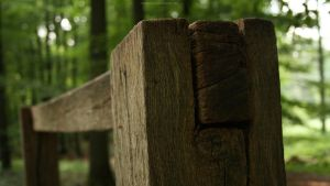 Wooden Structure by CayaStrife