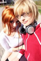 Lovey Dovey Couple - Bakuman by KorouOo