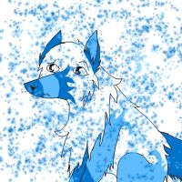 Blue Pixies Dust by Dulcenia-Wolf