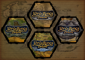 Lord of the Rings Online by WE4PONX