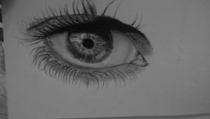 .:: Realism Eye Practise ::. by Briantaylor1993