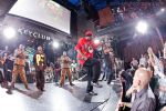 Public Enemy on Stage by gavinholt