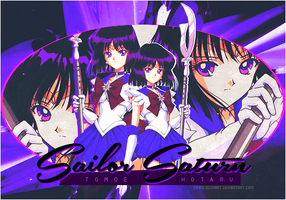 Sailor Saturn by TifaxLockhart