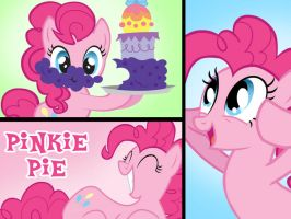 Pinkie poster! by JulietRarity