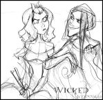 Poems - Wicked by lberghol