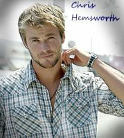 Chris Hemsworth by MooiLeven