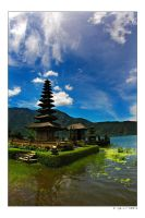 a day at bedugul by sigpras
