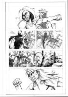 Project Page 8 Pencils by DuFfMaNRed
