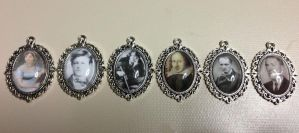 Litterature Cameos by TheLovelyBoutique