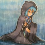 Aqua - Sheltered by lollypop071