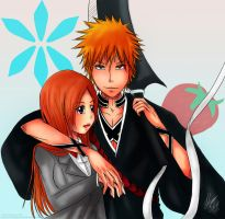 Ichihime:Strawberry Charm by Kiome-Yasha