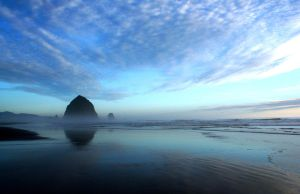 Oregon Coast, Cannon Beach 9 by BRANCY
